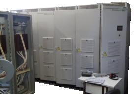 Ремонт преобразователя частоты Powerdrive MD2R 600TH производства Leroy-Somer