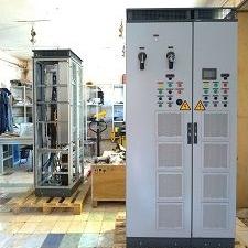 Увеличение габаритов шкафов управления