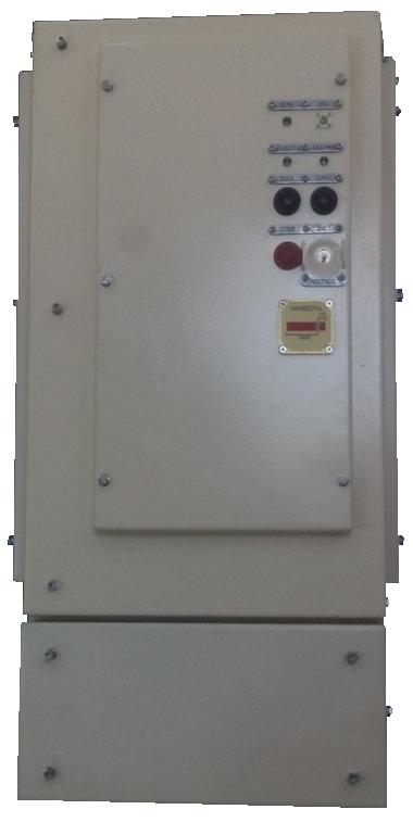 Станция управления электроприводом компрессора 200 кВт с водяным охлаждением