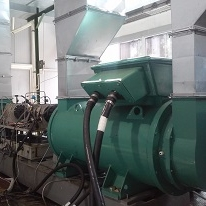 Стенд испытаний гидрообъемных передач 900 кВт